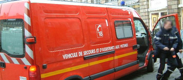 Les sapeurs-pompiers de l'Eure ont été très sollicités ce mercredi matin (Photo d'illustration)