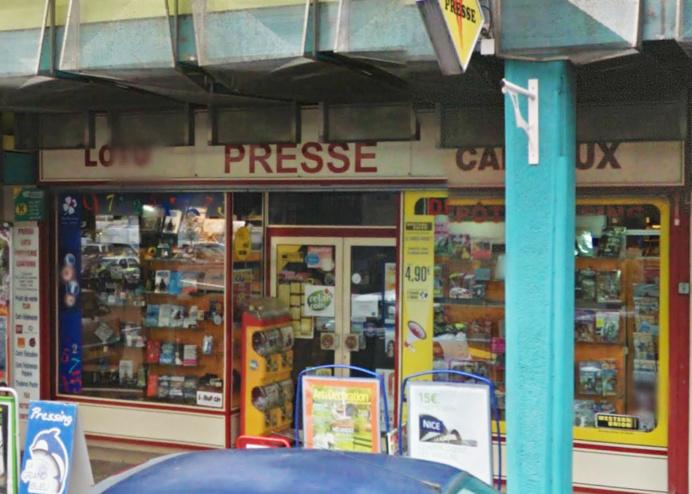 Le gagnant a validé son ticket dans ce magasin loto-presse de la place Alfred de Musset, dans le quartier des Hauts de Rouen