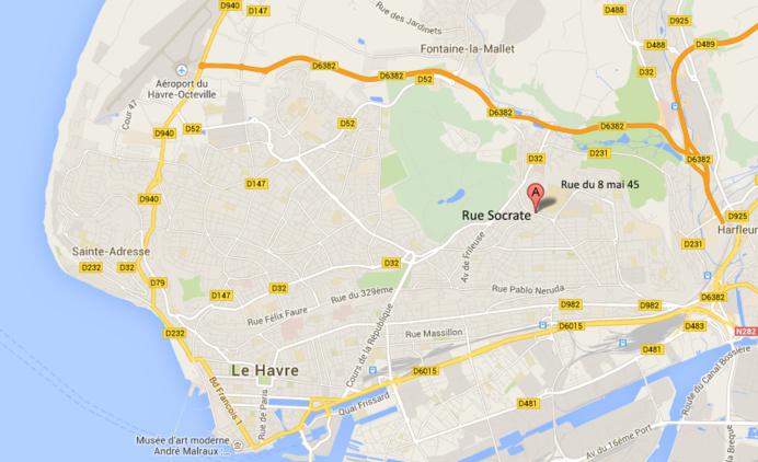 Au Havre, deux cambrioleurs interpellés avec leur butin par la brigade anti-criminalité