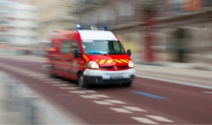 L'épouse a été retrouvée dans le salon en état d'ypothermie. Elle a été transportée par les sapeurs-pompiers à l'hôpital du Chesnay (Photo d'illustration)