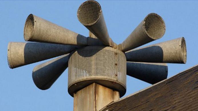 Test de déclenchement des sirènes dans 8 communes de l'agglo de Rouen