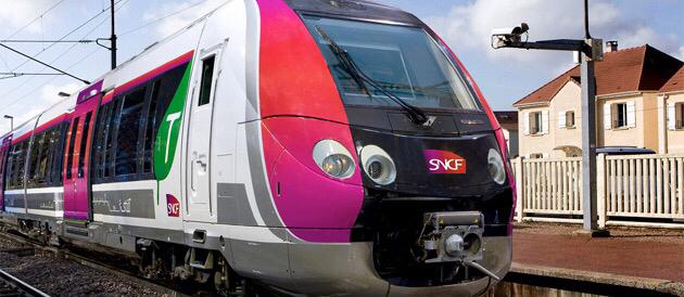 Un habitant des Andelys (Eure) brise 16 vitres d'un train : il est interpellé dans les Yvelines