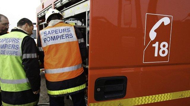 Les sapeurs-pompiers ont relevé la présence de monoxyde de carbone dans un couloir menant au parking souterrain (Photo d'illustration)