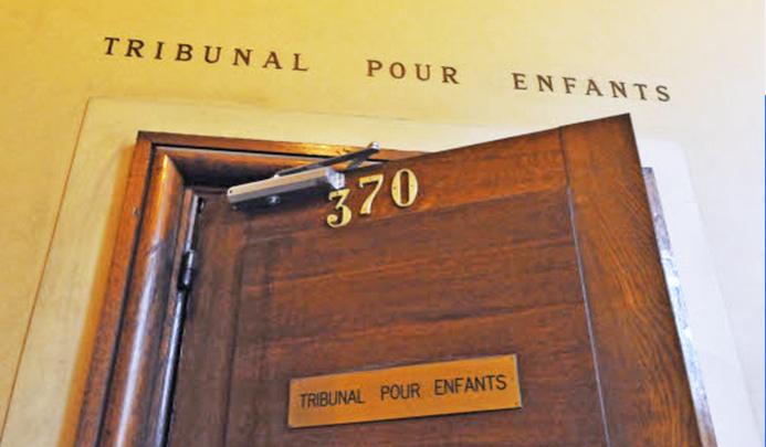 Les trois adolescents devront répondre des faits devant le tribunal pour enfants (Photo d'illustration)