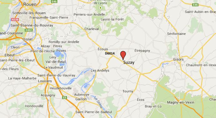 Eure : 120 cartons de whisky dérobés par des malfaiteurs dans un semi-remorque