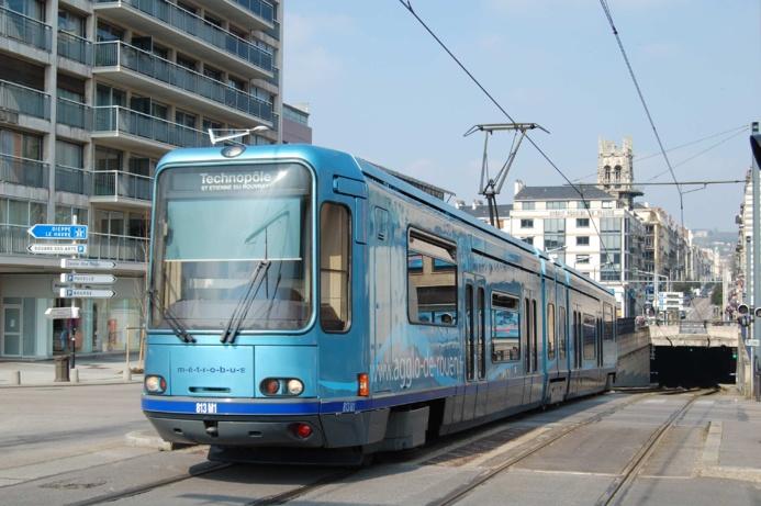 Photo d'illustration d'un métrobus