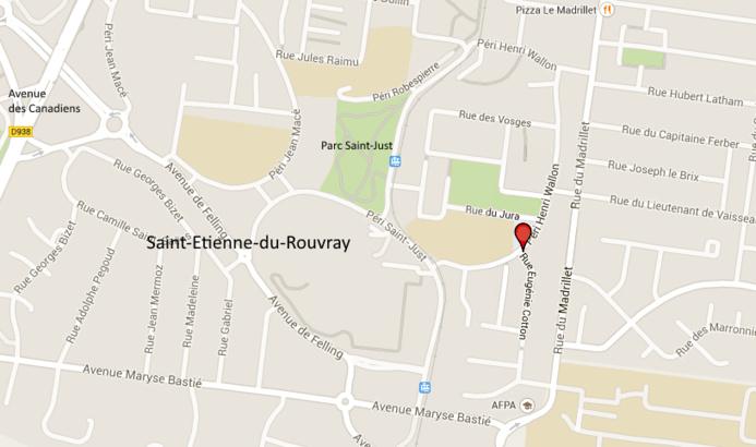 Un père et ses deux fillettes grièvement blessés par un automobiliste sans permis, près de Rouen