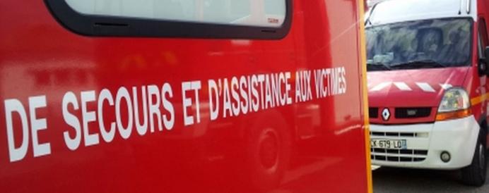 Le quadragénaire a été transféré au CHU de Rouen compte tenu de ses blessures (Photo d'illustration)