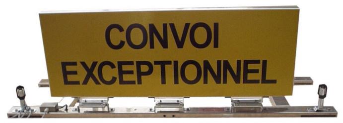 Convoi exceptionnel en panne sur la RN13 entre Pacy et Evreux