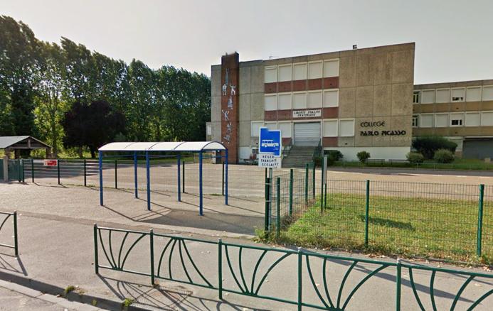 Un exhibitionniste surpris à proximité du collège Pablo Neruda à Harfleur