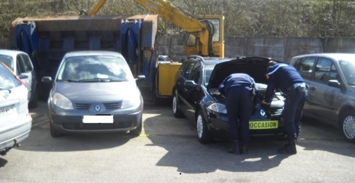 377 véhicules ont été contrôlés par les gendarmes dans huit garages d'Yvetot et de la région