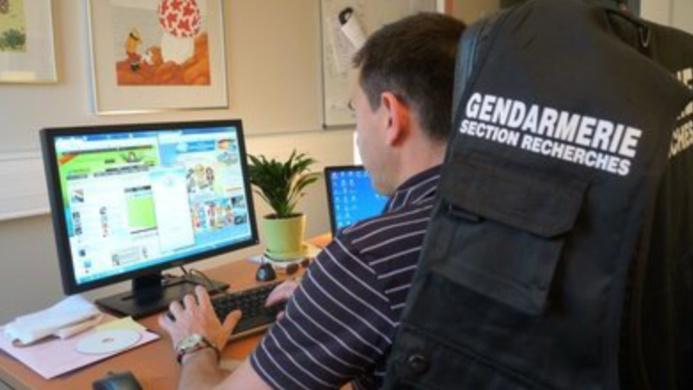 Les gendarmes attendent de pouvoir auditionner les deux hommes dont un s'accuse du meurtre du vieil homme à Bernay (@illustration)