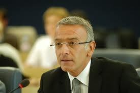 Sébastien Lecornu (UMP) élu à la présidence du Conseil général de l'Eure