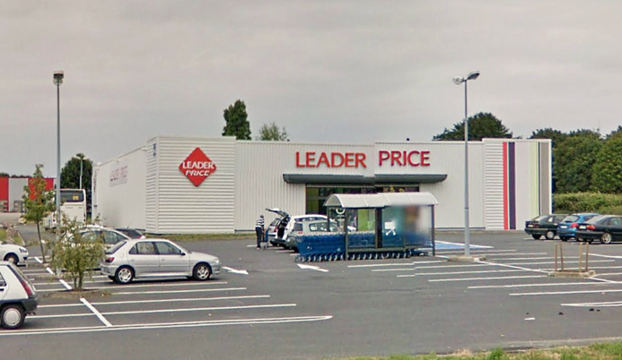 Hold-up  ce matin dans un magasin Leader Price à Gainneville, près du Havre