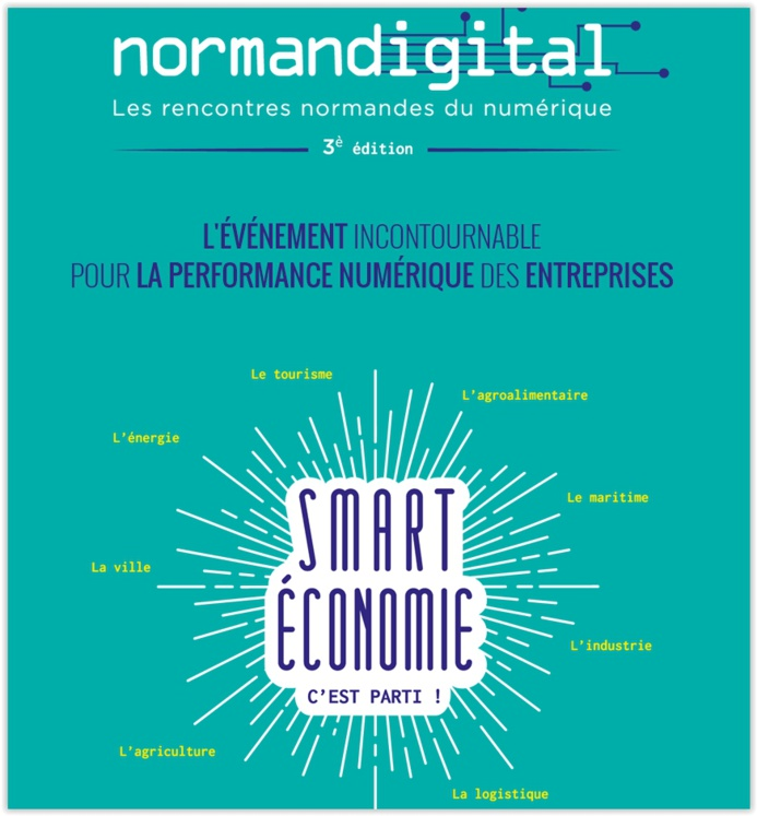 Salon Normandigital : la Normandy French Tech fait escale au Havre, le 9 avril