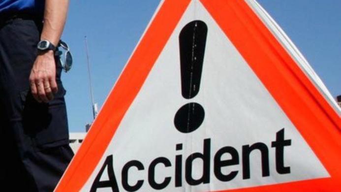Accident sur la RN12 à Saint-Rémy-sur-Avre (Eure-et-Loir)
