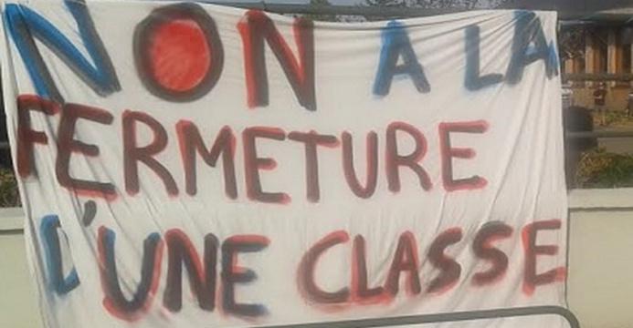 Anneville-Ambourville : les parents prêts à occuper l'école pour s'opposer à une fermeture de classe