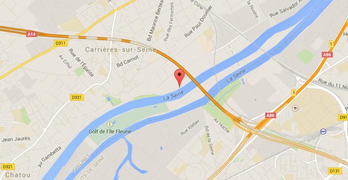 Carrières-sur-Seine : un bateau de la Marine nationale victime d'un acte de malveillance