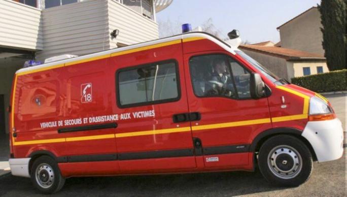 L'enfant a été transportée au centre hospitalier de Poissy pour examen (Illustration)