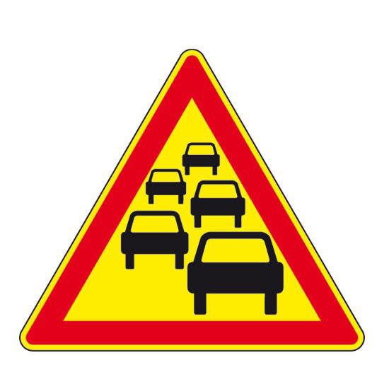 Circulation difficile vers l'A10 en région parisienne
