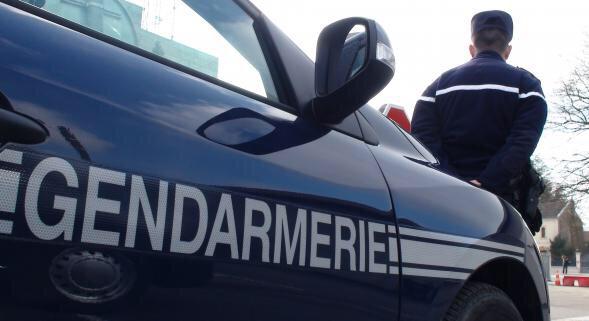 La gendarmerie a tout mis œuvre afin de parvenir à identifier et interpeller l'auteur du vol (illustration)
