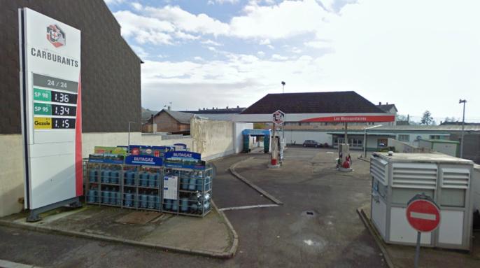 La station de lavage est implantée à proximité des pompes à carburant (Photo d'illustration)