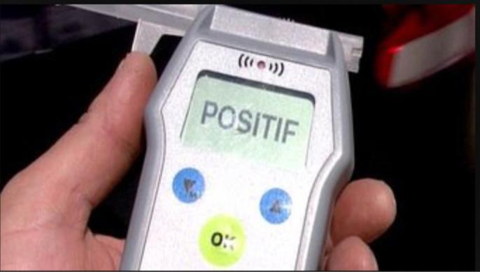Contrôle d'alcoolémie près de Dieppe : l'automobiliste souffle à plus de 3 grammes