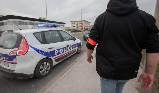 Un service de sécurité a été mis en place une partie de la matinée de ce dimanche devant l'église de la rue de Belfort (illustration)