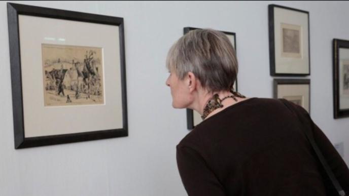 Le public pourra découvrir ou redécouvrir l'exposition temporaire de Lyonel Feininger, l'arpenteur du monde