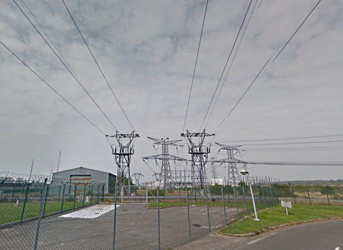 RTE assure le transport de l'énergie produite par la centrale nucléaire de Penly