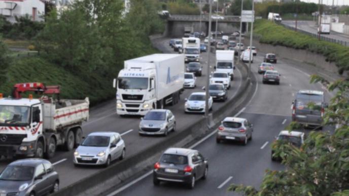 Autoroute A13 : premiers bouchons entre Caen et Paris