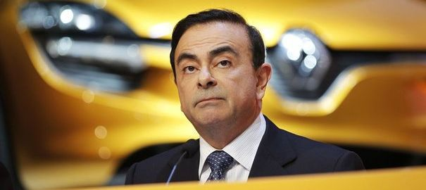 Carlos Ghosn (@DR)