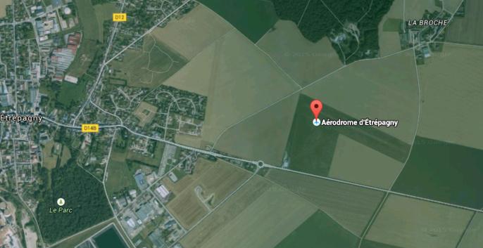 Illustration @Google Maps