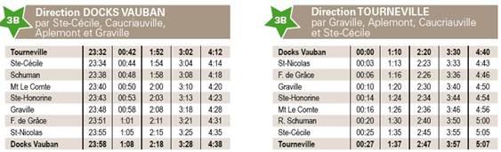 Le Havre : transports de nuit pour les noctambules à compter du 1er juin