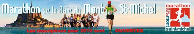 Marathon du Mont-Saint-Michel : 5 000 participants attendus et des difficultés de circulation à prévoir