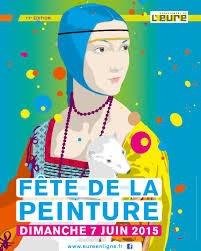 Fête de la peinture dimanche 7 juin dans l'Eure : à vos pinceaux !