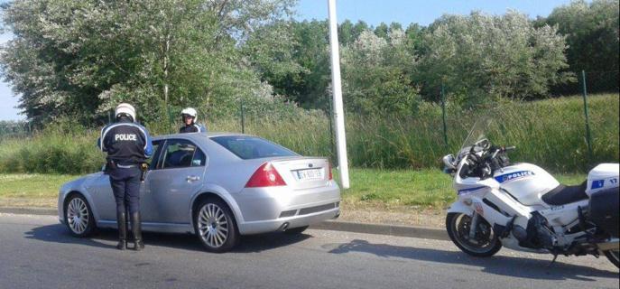 Seine-Maritime : 94 excès de vitesse de plus de 20 km/h constatés par les CRS ce jeudi matin