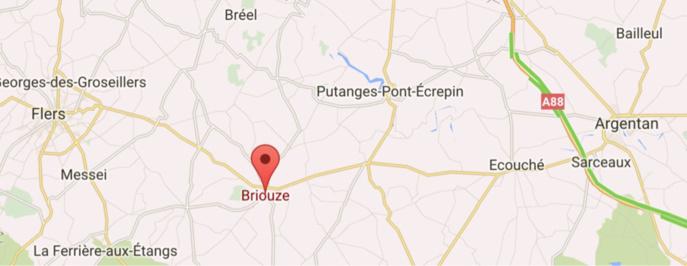 La RD924 déviée dans l'Orne a la suite d'un accident mortel
