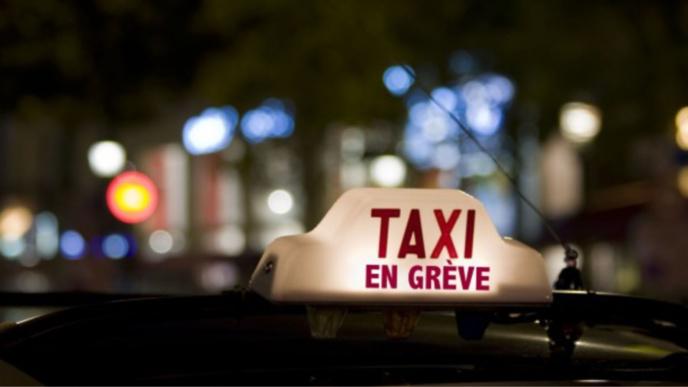 Taxis en colère contre Uber pop : une délégation reçue à la préfecture de l'Eure
