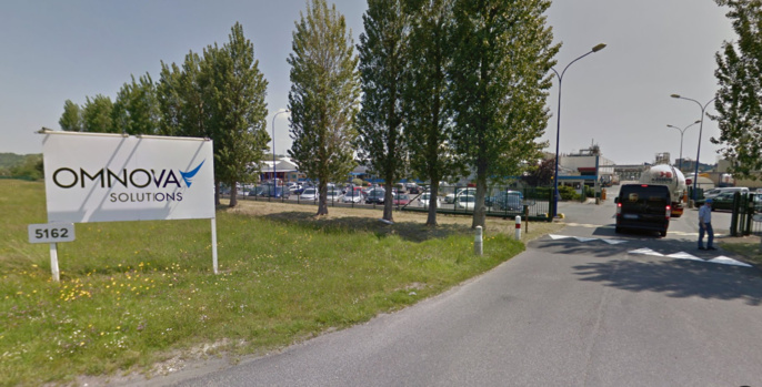 Le Plan d'Opération Interne (POI) de la société Omniva Solutions, à Sandouville, a été déclenché dans la nuit et le centre opérationnel départemental (COD) de la préfecture de la Seine-Maritime à déployé des moyens de secours qui sont maintenus ce jeudi matin