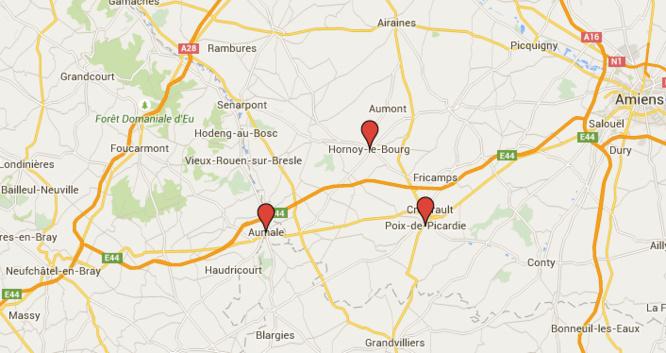 Seine-Maritime : l'incendiaire récidiviste fait près de 800.000€ de dégâts. Il est arrêté