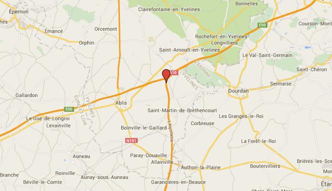 InfoRoute : ralentissements en région parisienne et bouchon de 5 km sur l'A10
