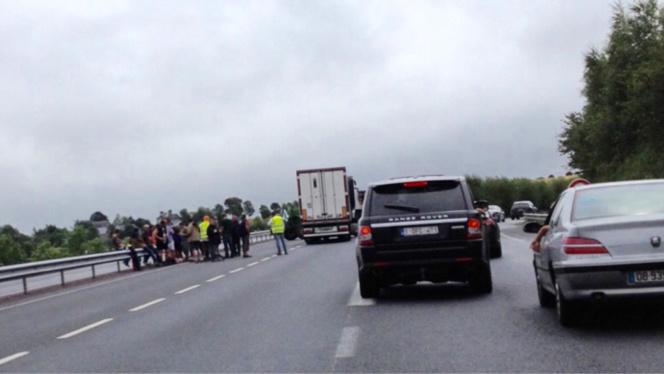 Les agriculteurs suspendent les blocages après une réunion à la préfecture de Seine-Maritime