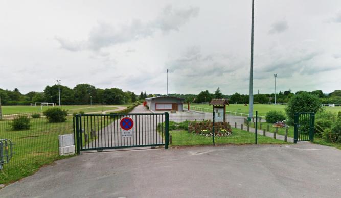 Yvelines : entre 300 et 400 mètres de câble électrique volé sur le stade de Rosny-sur-Seine