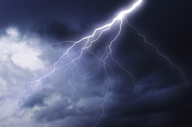 Alerte aux orages et fortes pluies en Normandie jusqu'à jeudi