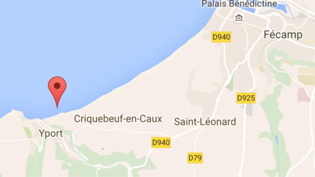 Un engin explosif d'1,80 m découvert sur une plage près de Fécamp