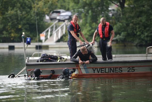 Illustration. Les sapeurs-pompiers ont participé aux recherches autour du bateau échoué