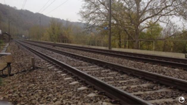 Une personne percutée par un train à Oissel : le trafic interrompu plus de 3 h