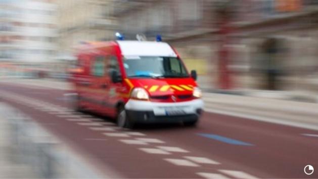 Yvelines : quatre blessés dans un accident avec une ambulance des  pompiers à Chambourcy
