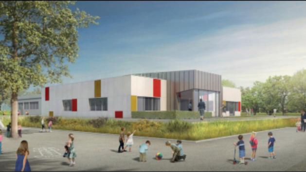Le nouveau restaurant Moulin-Cavaillès des groupes scolaires Moulin et Cavaillès ouvre ses portes après plus d'un an de travaux.